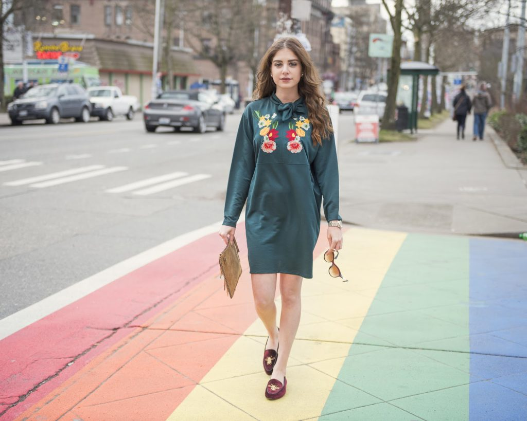 Flower Power: Channeling the '70s