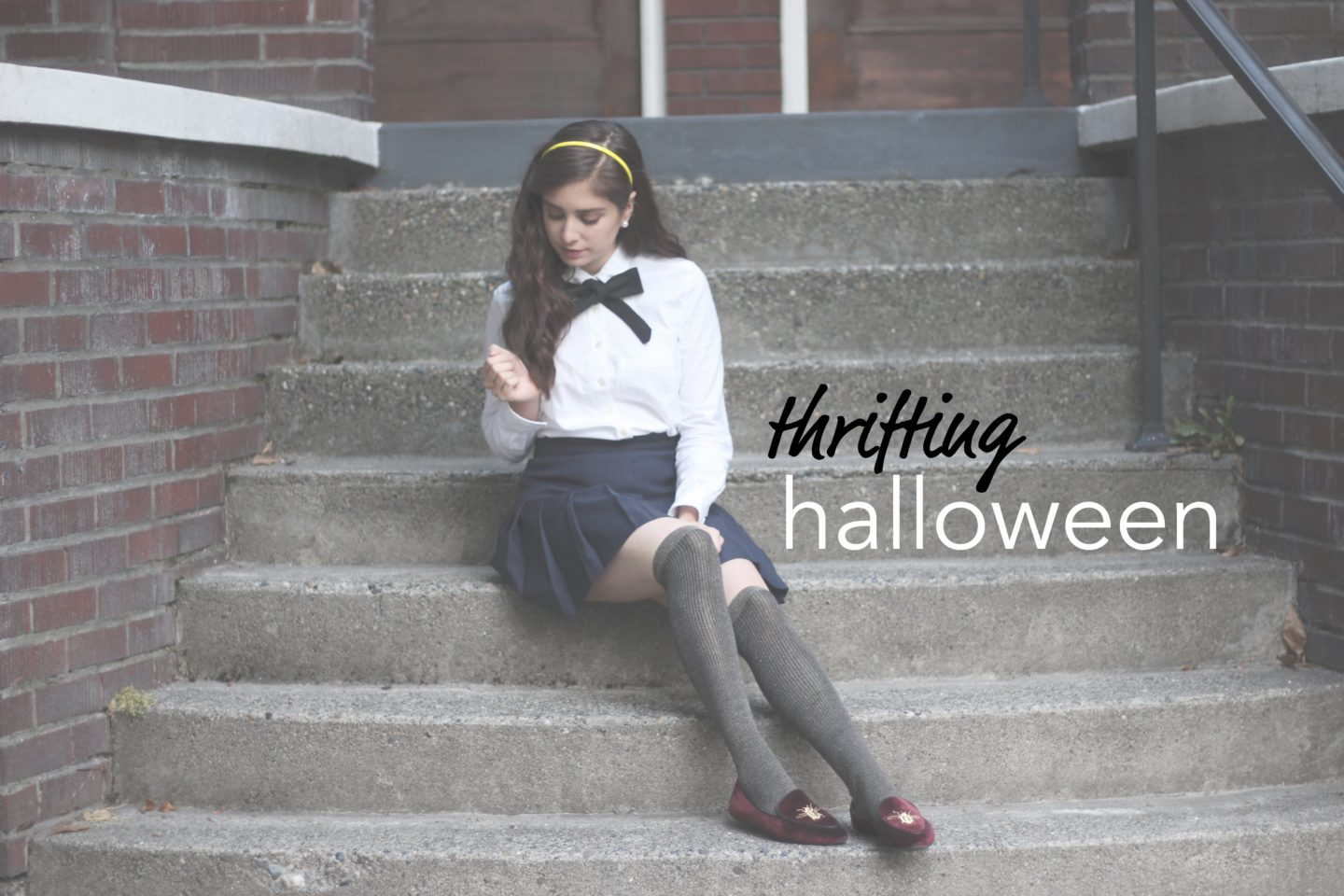 Thrifting Tips: 6 Tips for Creating your Halloween Costume on a Budget