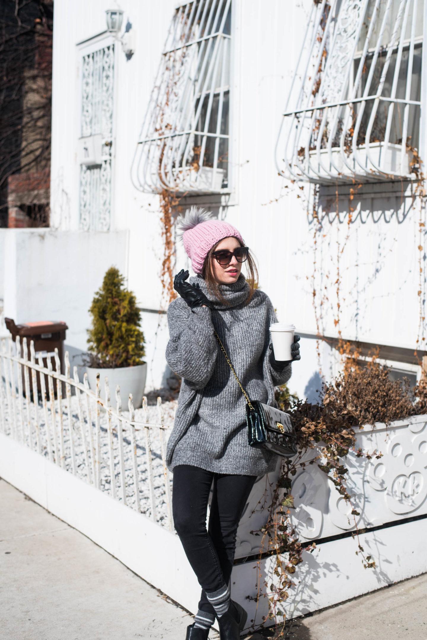 New York Fashion Week 2018: Cozy Chic in Brooklyn