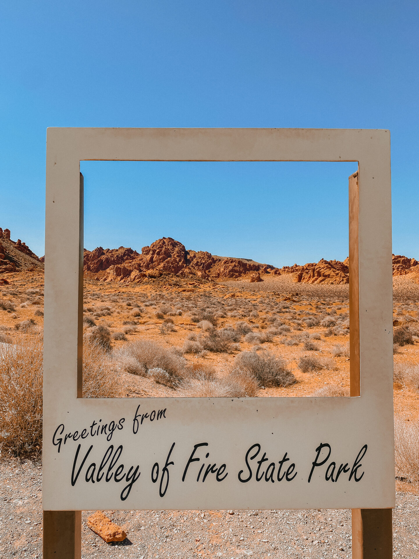 Half Day In The Valley Of Fire State Park Nevada Itinerary